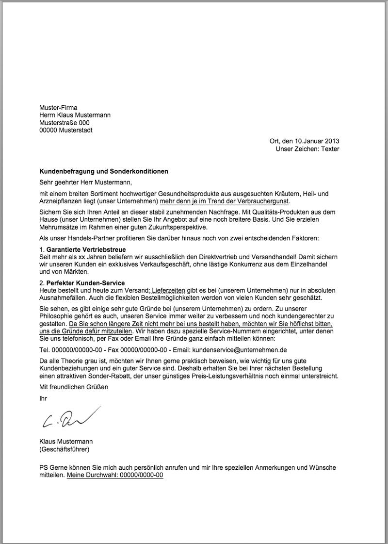 Brief Schreiben Per Computer Muster Kündigung Kostenlose Vorlagen