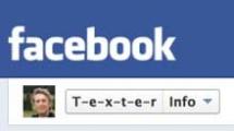 Online-Texter bei Facebook