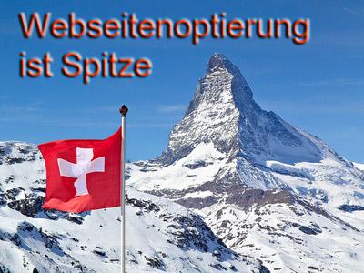 Matterhorn - Webseitenoptimierung