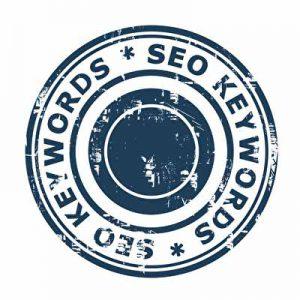 SEO Keywords Button