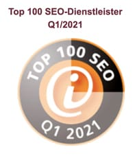 Top 100 SEO Dienstleister 2021